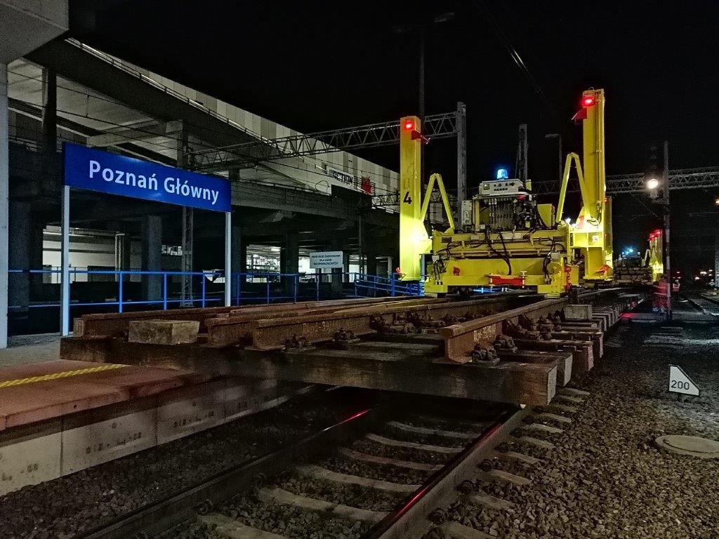 Kolejna maszyna dołączyła do naszej kolejowej floty - PEM-LEM