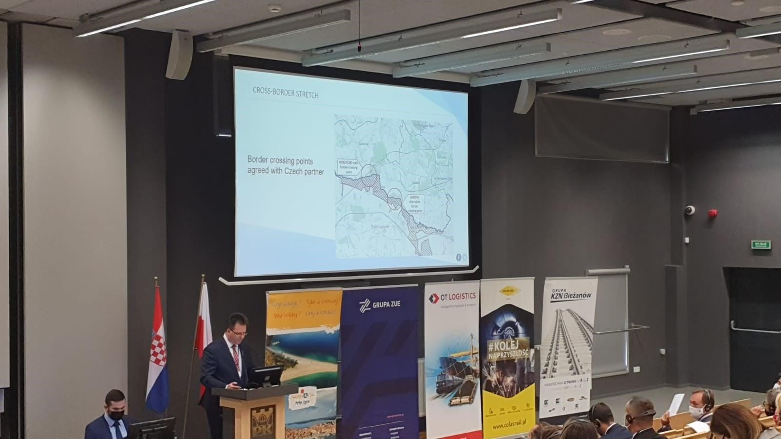 "Polish-Croatian Conference - ""Construction of High Speed Railways"